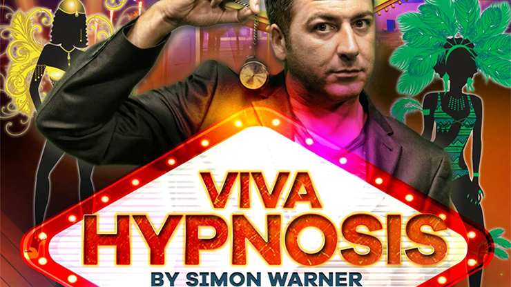 Simon Warners Comedy Hypnosis Course by Jonathan Royle & Simon Warner Mixed Media DOWNLOAD