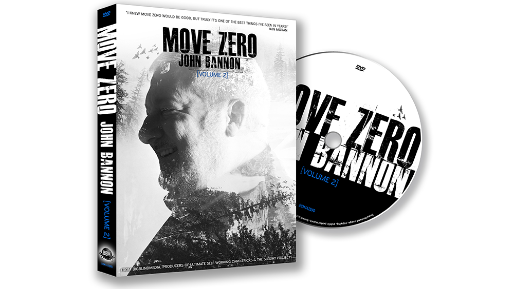 Move Zero Vol 2 by John Bannon