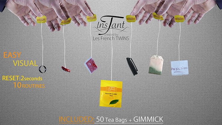 Instant T by Les French Twins - Mystique Factory