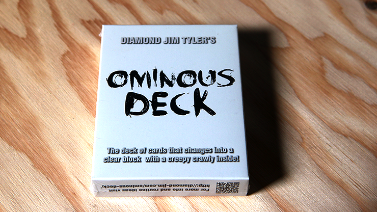Ominous Deck by Diamond Jim Tyler