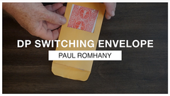DP SWITCHING ENVELOPE by Paul Romhany - Mystique Factory