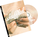 Shuffled (DVD and Gimmick) by Jos Denys - Mystique Factory