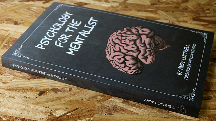 Psychology for the Mentalist by Andy Luttrell - Mystique Factory