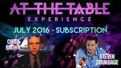 At The Table July 2016 Subscription video DOWNLOAD - Mystique Factory