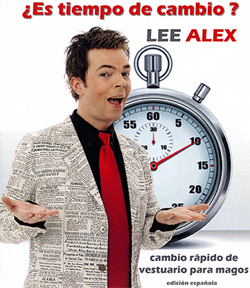 Time for a Change (SPANISH Version) by Lee Alex eBook DOWNLOAD - Mystique Factory