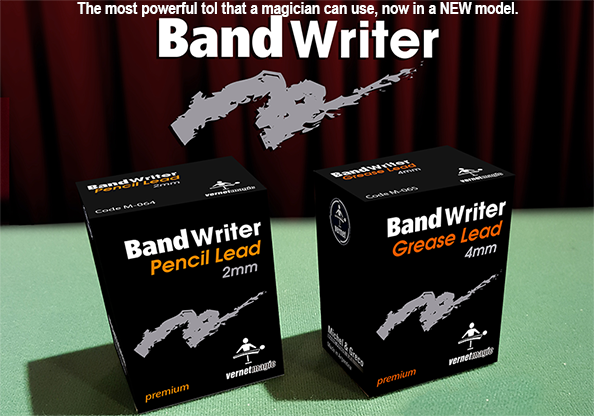 Vernet Band Writer (Pencil/Grease)