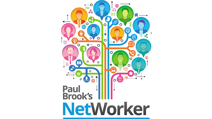 NetWorker Deck (Gimmick and Online Instructions) by Paul Brook - Mystique Factory