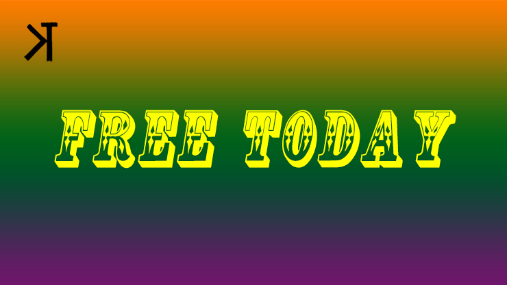 Free Today by Kelvin Trinh video DOWNLOAD - Mystique Factory Magic