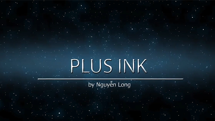 Plus Ink by Nguyen Dragon video DOWNLOAD