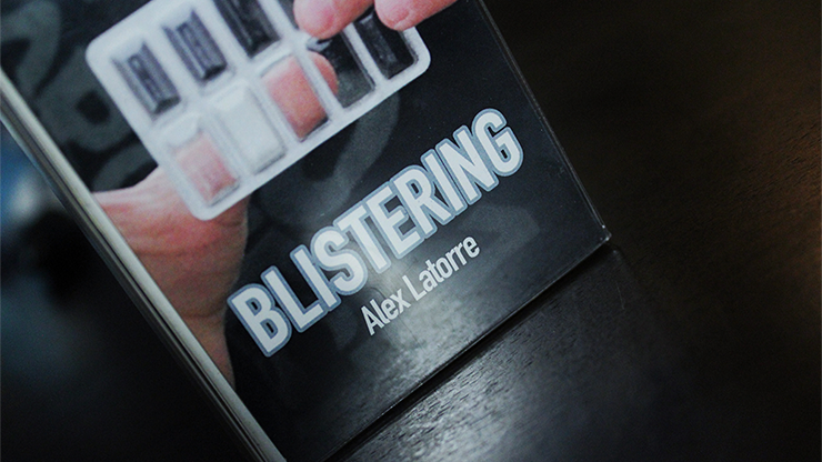 Blistering (Gimmick and Online Instructions) by Alex Latorre