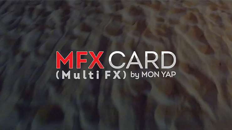 MFX Card by Mon Yap