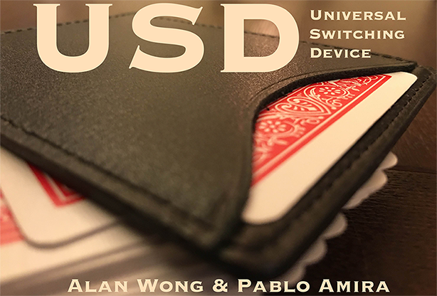 USD - Universal Switch Device by Pablo Amira and Alan Wong