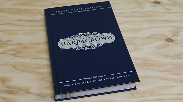 Mark Chandaue's HARPACROWN (Collector's Edition) by Mark Chandaue