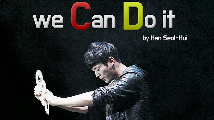 we Can Do it by Han Seol-Hui - Mystique Factory Magic