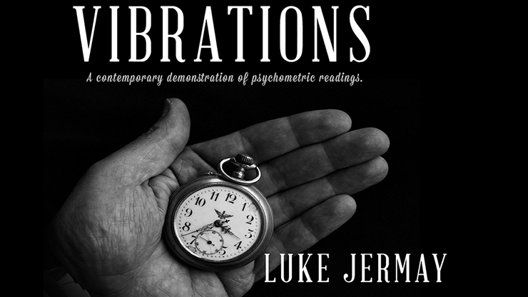 Vibrations by Luke Jermay