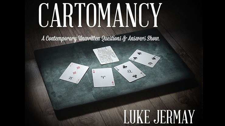 Cartomancy by Luke Jermay - Mystique Factory