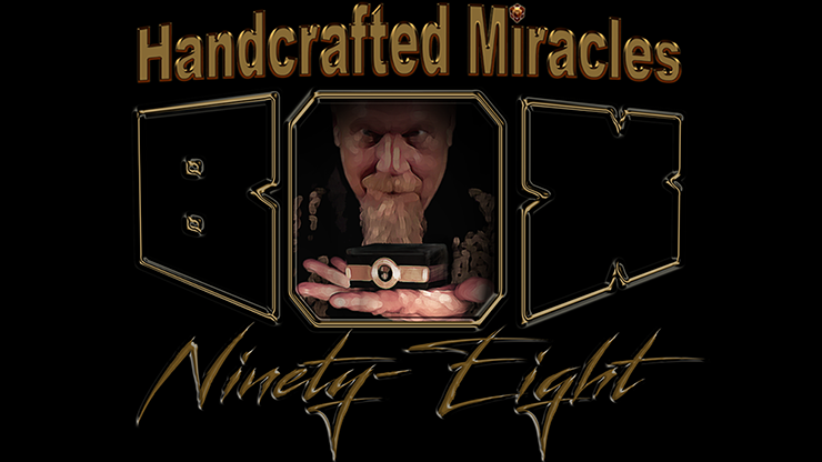 Box Ninety-Eight by Hand Crafted Miracles - Mystique Factory