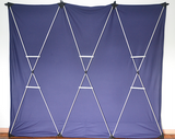 Lightweight Stage Curtain by Nahuel Oliveria - Mystique Factory