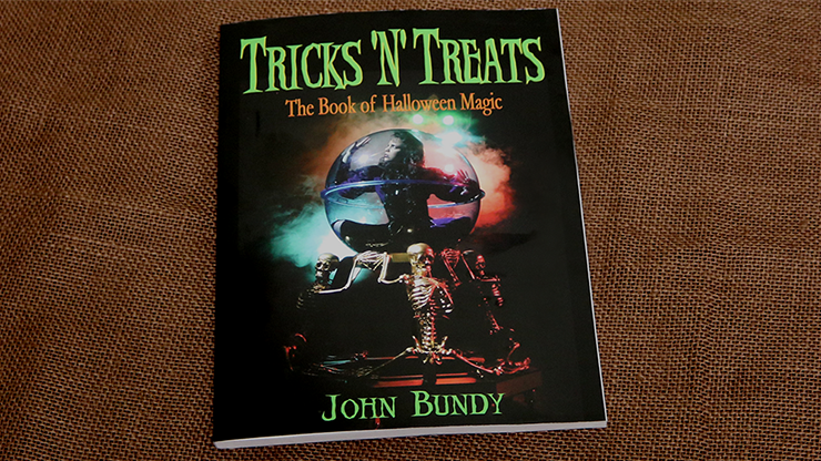 Tricks 'N' Treats by John Bundy