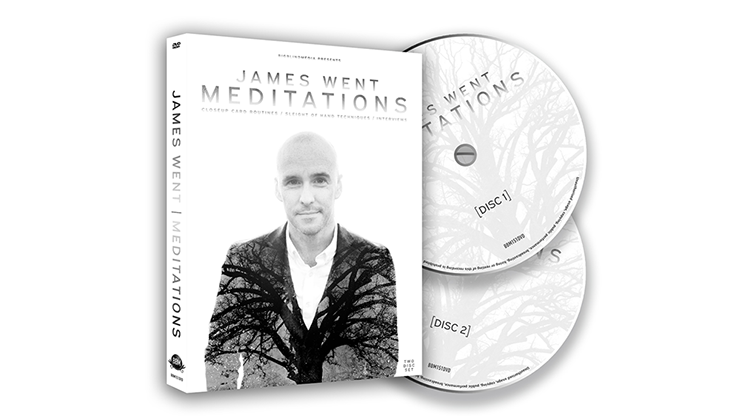 James Went's Meditations (2 DVD Set)