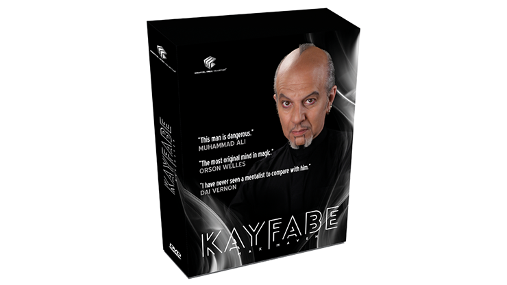 Kayfabe (4 DVD set) by Max Maven and Luis De Matos