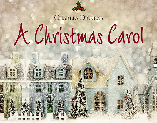 Christmas Carol Book Test by Josh Zandman - Mystique Factory