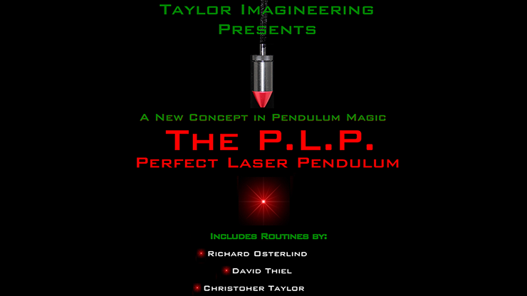 Perfect Laser Pendulum by Taylor Imagineering
