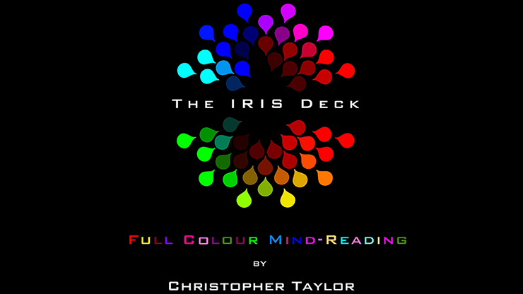 The Iris Deck by Christopher Taylor - Mystique Factory Magic