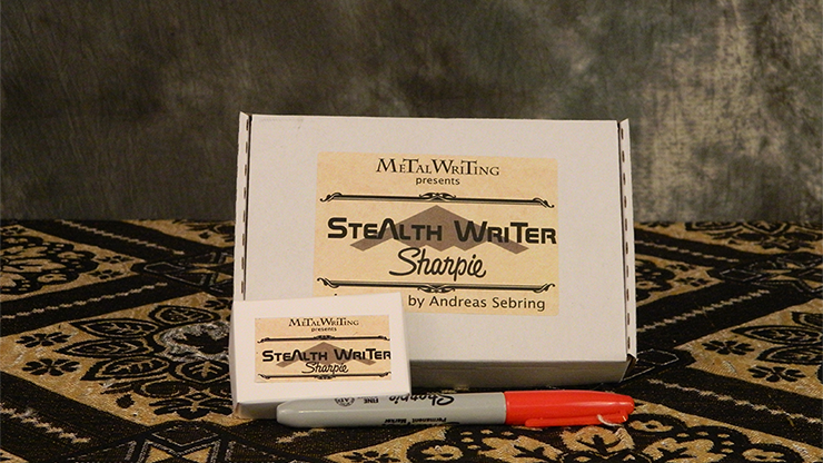 The Sharpie Stealth Writer by MetalWriting - Mystique Factory Magic