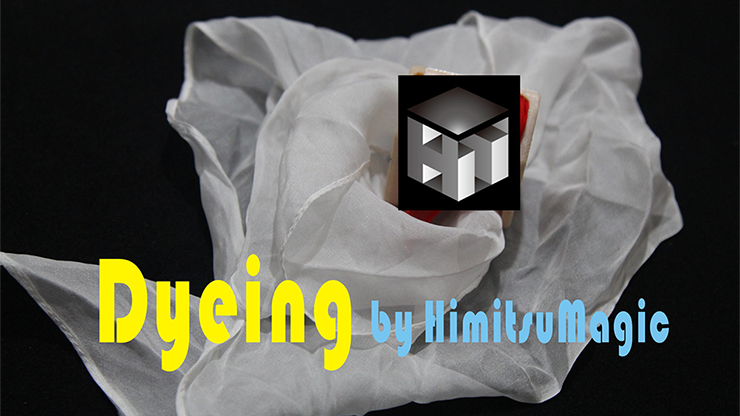 Dyeing by Himitsu Magic - Mystique Factory