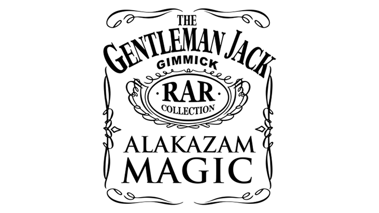 The Gentleman Jack Gimmick (DVD and Online Instructions) by RAR