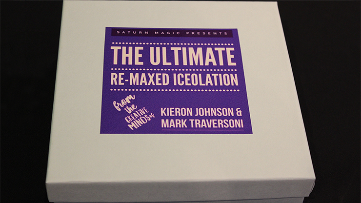 The Ultimate Re-Maxed Iceolation by Kieron Johnson and Mark Traversoni - Mystique Factory Magic