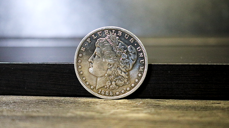 Morgan Silver Dollar Single Coin (Ungimmicked)