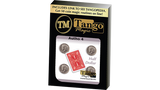 Autho 4 Half Dollar (Gimmicks and Online Instructions) by Tango - Mystique Factory