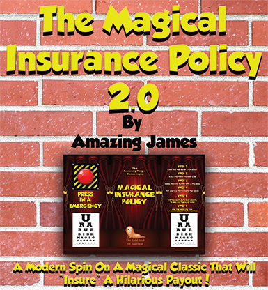 Magical Insurance Policy 2.0 by James Kennedy