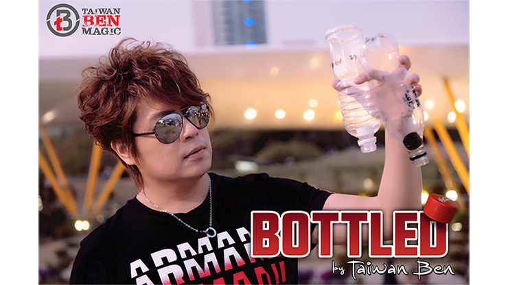 BOTTLED by Taiwan Ben