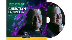 At The Table Live Lecture Christian Engblom - Mystique Factory Magic