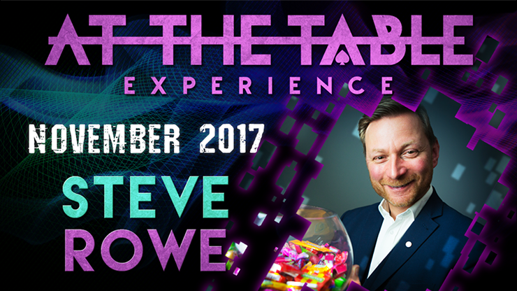 At The Table Live Lecture Steve Rowe November 1st 2017 video DOWNLOAD