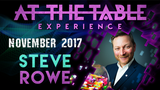 At The Table Live Lecture Steve Rowe November 1st 2017 video DOWNLOAD - Mystique Factory
