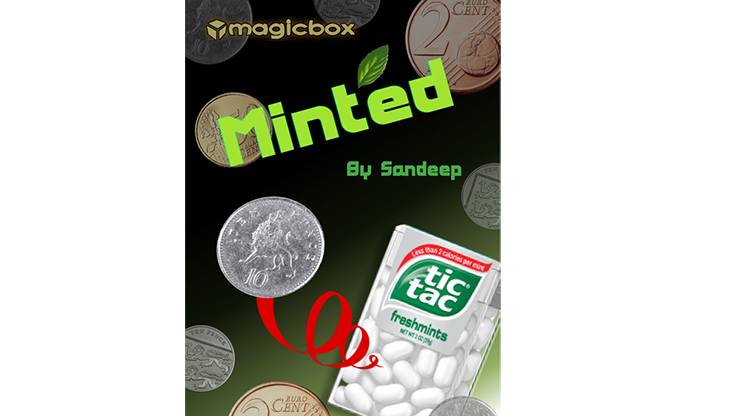 Minted By Sandeep - Mystique Factory