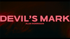 Devil's Mark (DVD and Gimmicks) by Alan Rorrison