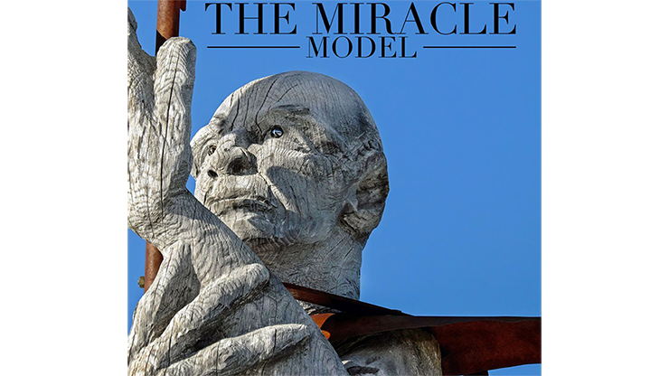 The Miracle Model by Jason Messina Mixed Media DOWNLOAD - Mystique Factory Magic