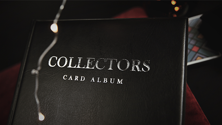 Collectors Card Album by TCC - Mystique Factory