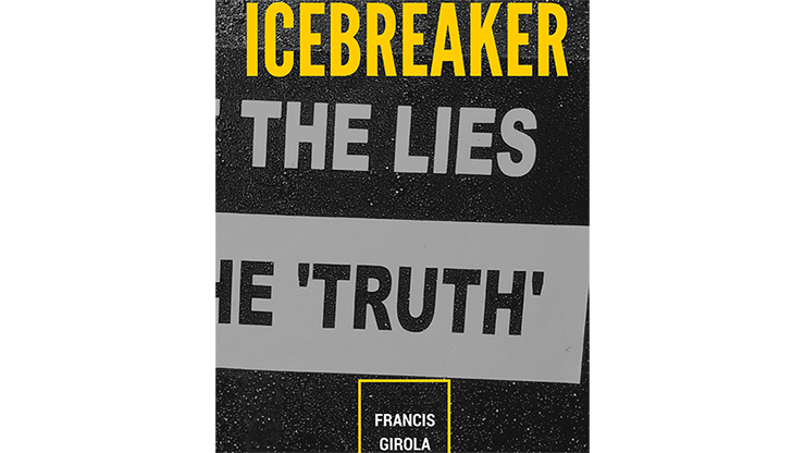 IceBreaker (Gimmicks and Online Instructions) by Francis Girola