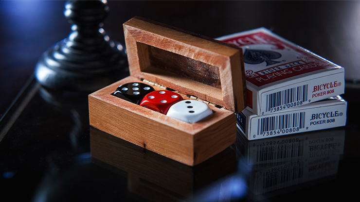Mental Dice by Marc-Antoine
