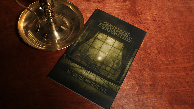 Congreave's Curiosities by Chris Congreave - Mystique Factory