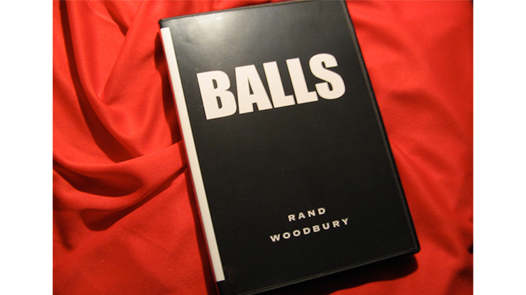 BALLS by Rand Woodbury - Mystique Factory