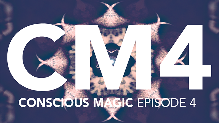 Conscious Magic Episode 4 (Trip, Red Hot Pocket, Right and Shadow Stick) with Ran Pink and Andrew Gerard - Mystique Factory