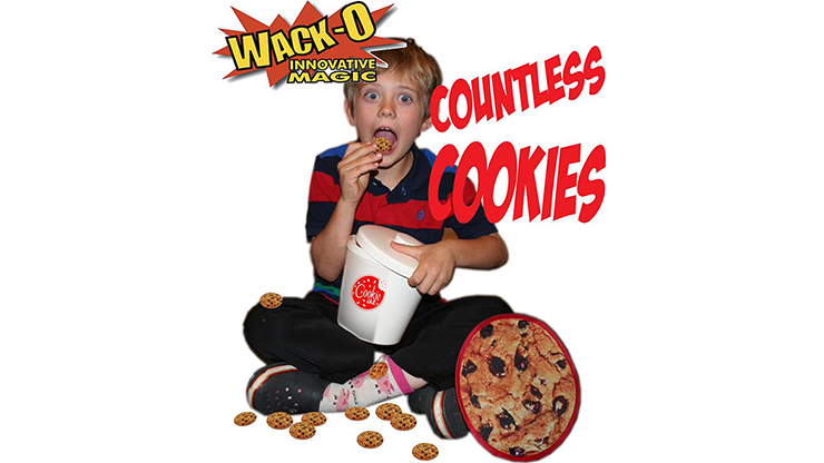 Countless Cookies by Wack-O-Magic - Mystique Factory