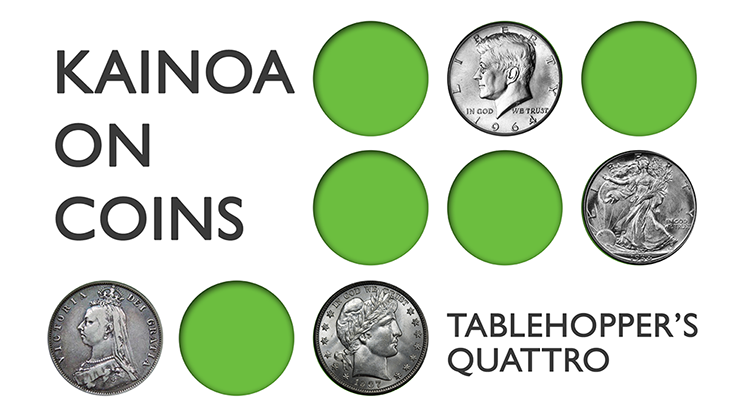 Kainoa on Coins Tablehopper's Quattro